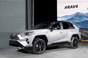 How Does The 2019 Toyota RAV4 Compare To Its Rivals?