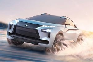 Mitsubishi Won't Rule Out Future Electric Performance Cars