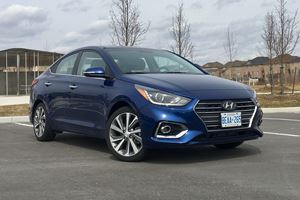 2018 Hyundai Accent Test Drive Review: Constantly Moving The Bar