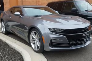 Someone Spotted A 2019 Camaro And It Looks Less Ugly In Person