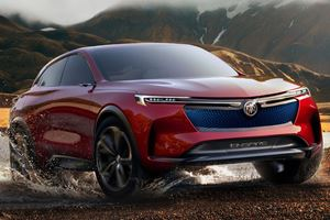 The Enspire Is Buick's Awesome New Electric Crossover You Can't Have
