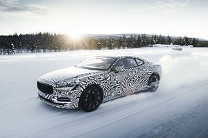 Watch The Stunning Polestar 1 On The Move For The First Time