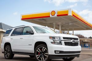 Chevrolet And Shell Roll Out In-Car Fuel Payments