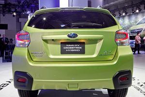 Subaru Plans To Name Something 'Evoltis'
