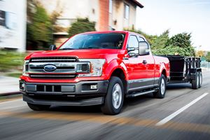 2019 Ford F-150 Diesel Gets 30 MPG Highway, But There's A Catch