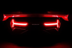Here's A First Look At The Insane 700-HP Brabham BT62 Supercar