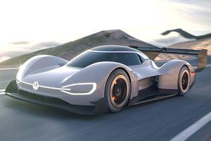 Volkswagen I.D. R Electric Racer Will Break Cover This Week