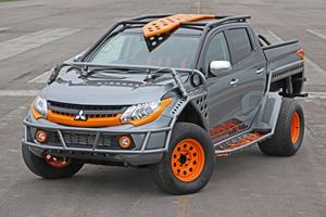 This Is The Mitsubishi Hardcore Off-Road Truck Of Our Dreams