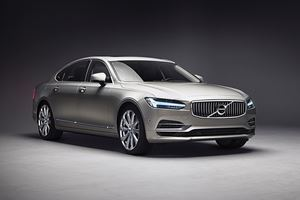 Volvo S90 Ambience Concept Will Soothe Your Senses