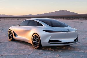 Infiniti Confirms Its Electric Cars Will Be Pretty