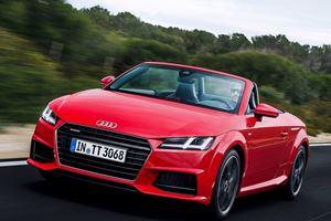 Audi TT And A5 Convertibles Could Merge Into A Single Model