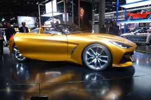 BMW Already Planning To Scale Back 2019 Frankfurt Show Presence