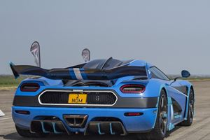 Koenigsegg Agera RS Sets Yet Another Top Speed Record