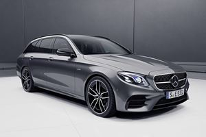 Mercedes-AMG E53 Wagon And Sedan Debut