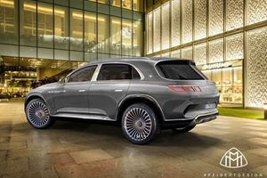 Here's How The Maybach Vision Ultimate Luxury Should Have Looked