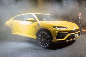 Will Lamborghini Ever Build An SUV Smaller Than The Urus?
