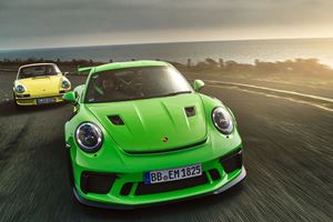 Porsche Celebrates RS Models At The World's Greatest Road Race