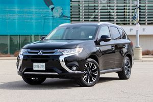 2018 Mitsubishi Outlander PHEV Test Drive Review: About Time!