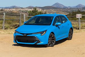 2019 Toyota Corolla Hatchback First Drive Review: Antidote To Boring?