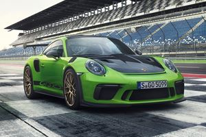 Porsche Wants To Make A Naturally Aspirated 911 With 9,500 RPM Redline