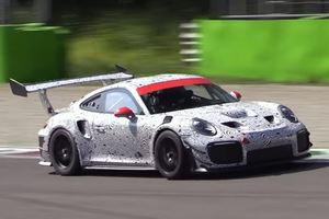 Track-Only Porsche 911 GT2 RS Could Fight The Ferrari FXX K