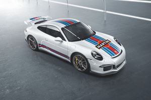 Porsche Now Offering 911 Models With Iconic Martini Livery