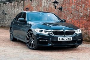 2019 BMW 5 Series Test Drive Review: The Best Just Got Better