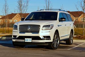 2018 Lincoln Navigator Test Drive Review: Finding Its Way