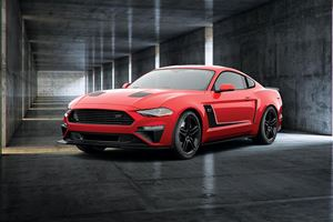 710-HP Roush JackHammer Mustang Looks Ready To Kill The Hellcat