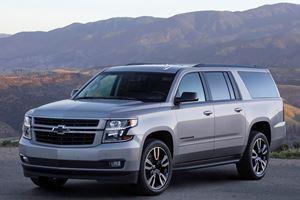 Chevy Thinks Bigger V8 Is Better For Suburban RST