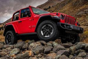 Jeep Wrangler Turbo Four Fuel Economy Figures Revealed