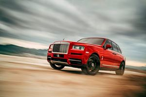 Rolls-Royce Cullinan First Look Review: The Rolls For A New Generation