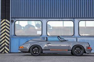 Stunning Porsche 911 Speedster Replica Is Sure To Turn Heads