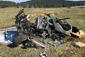 U.S. Army Sergeant Guilty For Dumping 3 Humvees From Plane
