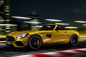 All-New 2019 Mercedes-AMG GT S Roadster Arrives With 515 HP