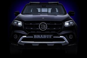 Brabus Gives Luxury Mercedes-Benz X-Class A Hardcore Upgrade