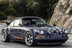Singer Reveals Latest Porsche 911 Recreation