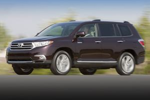 Toyota Highlander Could Soon Be Facing An Embarrassing Recall