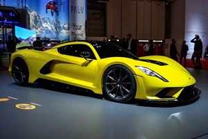 Hennessey Venom F5 Attempting New Top Speed Record In 2019?