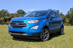 Ford Recalls 2018 EcoSport For Dumb Mistake