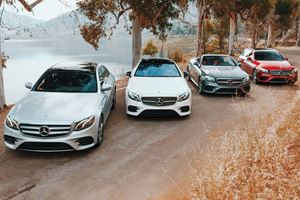 Mercedes Rolls Out Upgraded E450 Models In The US