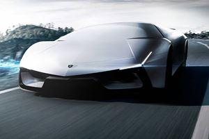 Pura 2022 Electric Lamborghini Supercar Concept