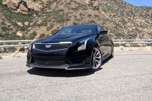 2018 Cadillac ATS-V Test Drive Review: Flawed For Some, Fun For All