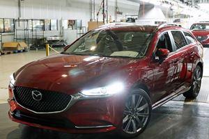 Mazda Celebrates 50-Million Vehicle Milestone