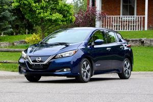 2019 Nissan Leaf Test Drive Review: If Only It Wasn't A Car