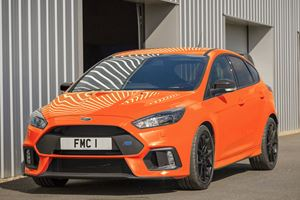 Ford Focus RS Heritage Edition Sold Out In 30 Minutes Thanks To Facebook