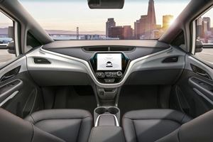 GM's Self-Driving Car Business Receives $2.25 Billion Investment