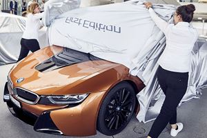First BMW i8 Roadsters Delivered At Special Ceremony