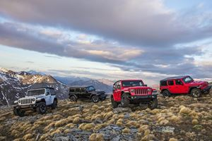 FCA's 5-Year-Plan Include Lots Of New Ram And Jeep Products