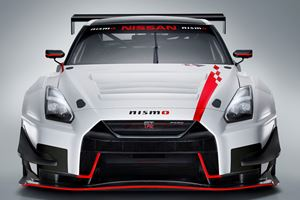This Is The 2019 Nissan GT-R Nismo GT3